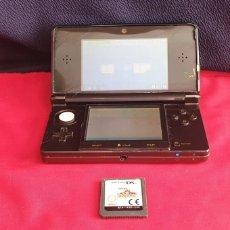 Videojuegos y Consolas: CONSOLA NINTENDO 3DS +JUEGO FUNCIONA .VER FOTOS. Lote 293766228