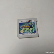 Videojuegos y Consolas: POKEMON X ( SOLO CARTUCHO) ( NINTENDO 3DS - PAL - ESP). Lote 293872148