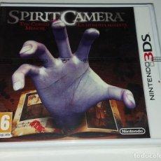 Videojuegos y Consolas: SPIRIT CAMERA NINTENDO 3DS PAL ESPAÑA PRECINTADO TECMO KOEI. Lote 294441293