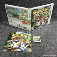Videojuegos y Consolas: HOMETOWN STORY NINTENDO 3DS. Lote 295382368