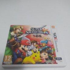 Videojuegos y Consolas: JUEGO SÚPER SMASH BROS.. Lote 295393648