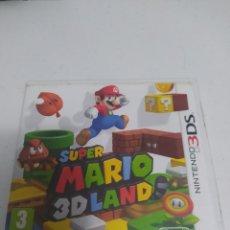 Videojuegos y Consolas: JUEGO SÚPER MARIO 3D LAND. Lote 295394048