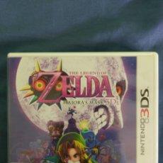 Videojuegos y Consolas: ZELDA MAJORA'S MASK - NINTENDO 3DS. Lote 295489148