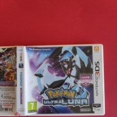 Videojuegos y Consolas: POKÉMON ULTRA LUNA NINTENDO 3DS. Lote 295832498