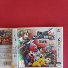 Videojuegos y Consolas: SUPER SMASH BROS NINTENDO 3DS. Lote 295832978