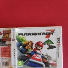 Videojuegos y Consolas: MARIO KART 7 NINTENDO 3DS. Lote 295834353