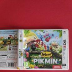 Videojuegos y Consolas: HEY PIKMIN NINTENDO 3DS. Lote 295836743