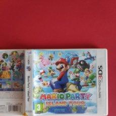 Videojuegos y Consolas: MARIO PARTY: ISLAND TOUR NINTENDO 3DS. Lote 295837003