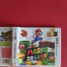 Videojuegos y Consolas: SUPER MARIO 3D LAND NINTENDO 3DS. Lote 295837233