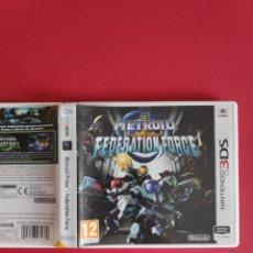 Videojuegos y Consolas: METROID PRIME: FEDERATION FORCE NINTENDO 3DS. Lote 295837748