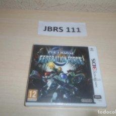 Videojuegos y Consolas: 3DS - METROID PRIME - FEDERATION FORCE , PAL ESPAÑOL , PRECINTADO. Lote 295943003