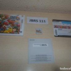 Videojuegos y Consolas: 3DS - SUPER SMASH BROS FOR NINTENDO 3DS , PAL ESPAÑOL , COMPLETO. Lote 295944048