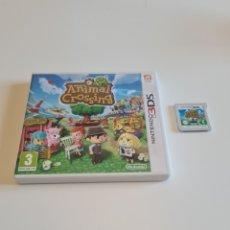 Videojuegos y Consolas: NINTENDO 3DS ANIMAL CROSSING, NEW LEAF.. Lote 296575063