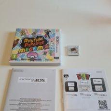 Videojuegos y Consolas: NINTENDO 3DS RHYTHM PARADISE MEGAMIX.. Lote 296575693