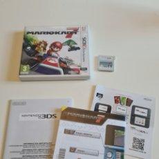 Videojuegos y Consolas: NINTENDO 3DS MARIO KART 7. Lote 296576023