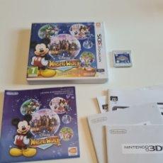 Videojuegos y Consolas: NINTENDO 3DS MAGICAL WORLD.. Lote 296576698