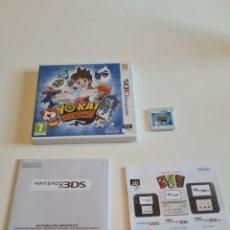 Videojuegos y Consolas: NINTENDO 3DS YO-KAI WATCH.. Lote 296577183