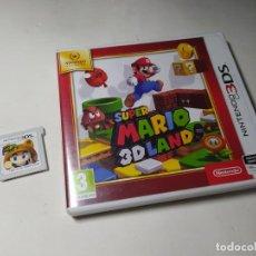 Videojuegos y Consolas: SUPER MARIO 3D LAND ( NINTENDO 3DS - PAL -ESP) (1). Lote 296711428
