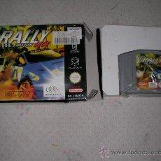 Videojuegos y Consolas: ANTIGUO JUEGO NINTENDO 64 V-RALLY EDITION 99. Lote 23394007