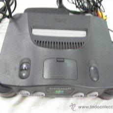 Videojuegos y Consolas: ANTIGUA CONSOLA NINTENDO 64. Lote 27988532