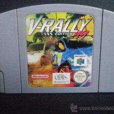 Videojuegos y Consolas: V-RALLY EDITION 99 - NINTENDO 64 - N64. Lote 36714308