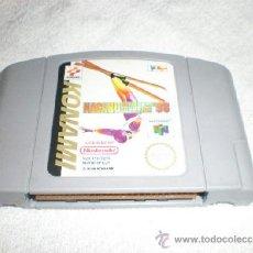 Videojuegos y Consolas: NAGANO WINTER OLYMPICS 98 PARA NINTENDO 64 PAL SOLO CARTUCHO. Lote 36906251