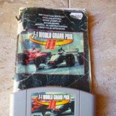 Videojuegos y Consolas: F1NWORLD GRAND PRIX 2. Lote 40360018