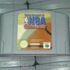 Videojuegos y Consolas: NBA - NINTENDO 64. Lote 198882543