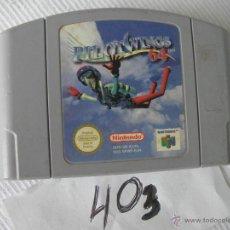 Videojuegos y Consolas: ANTIGUO JUEGO NINTENDO 64 - PILOT WING 64. Lote 45829680