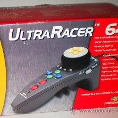 Videojuegos y Consolas: ULTRA RACER 64 [PERFORMANCE] MANDO CONTROLADOR [NINTENDO 64 COMPATILBLE]. Lote 277466688