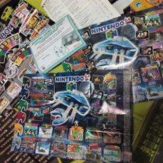 Videojuegos y Consolas: DOSSIERS PUBLICITARIOS DE CONSOLAS Y JUEGOS GAME BOY Y NINTENDO 64. Lote 58331907
