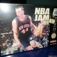 Videojuegos y Consolas: NBA JAM PRECINTADO. Lote 117479203