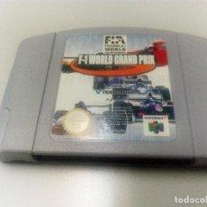 Videojuegos y Consolas: F-1 WORLD GRAND PRIX 64. Lote 66903158