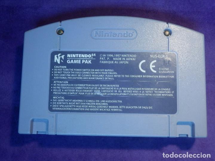 Videojuegos y Consolas: Juego para Consola - Nintendo 64 - F1 world Grand Prix - - Foto 2 - 67015286