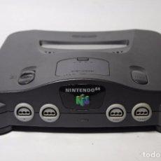 Videojuegos y Consolas: CONSOLA NINTENDO 64 N64. Lote 67062226