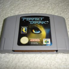 NINTENDO 64 - JUEGO ORIGINAL: PERFECT DARK, N64