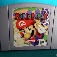 Videojuegos y Consolas: MARIO PARTY NINTENDO 64. Lote 82999842