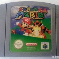 Videojuegos y Consolas: SUPER MARIO 64 N64 NINTENDO 64. Lote 83377640