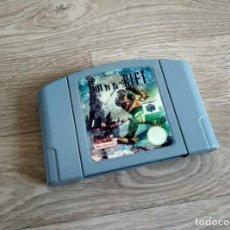 Videojuegos y Consolas: N64 NINTENDO 64 JUEGO DARK RIFT. Lote 88936612