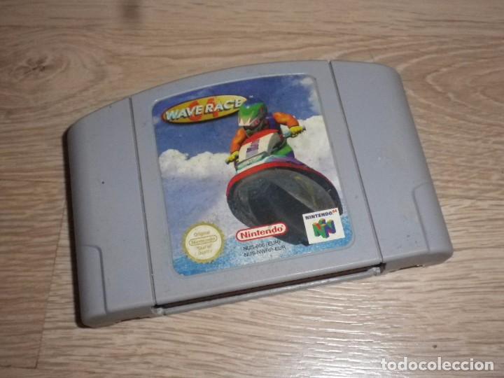 N64 Nintendo 64 Juego Wave Race Comprar Videojuegos Y Consolas