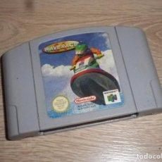 Videojuegos y Consolas: N64 NINTENDO 64 JUEGO WAVE RACE. Lote 88936772