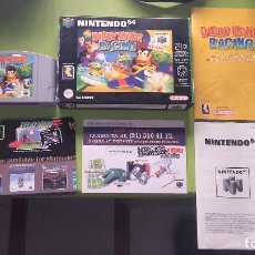 Videojuegos y Consolas: DIDDY KONG RACING - NINTENDO 64 - N64 - COMPLETO - PAL VERSIÓN. Lote 89686512