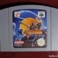 Videojuegos y Consolas: JUEGO NINTENDO 64 JUEGO CASTLEVANIA - N64. Lote 91386810