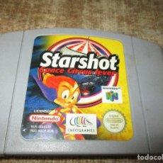 Videojuegos y Consolas: NINTENDO 64 ~ STARSHOT ~ PAL/EUR. Lote 91641260
