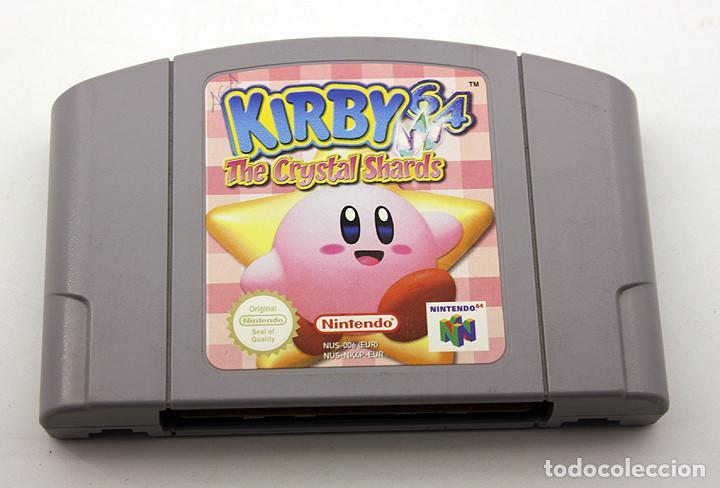 Juego Kirby 64 The Crystal Shards Nintendo Comprar Videojuegos