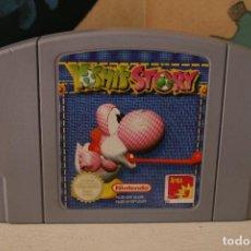 Videojuegos y Consolas: YOSHI'S HISTORY NINTENDO 64 PAL EUR N64. Lote 93356725