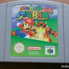 Videojuegos y Consolas: JUEGO NINTENDO 64 SUPER MARIO . Lote 95588991