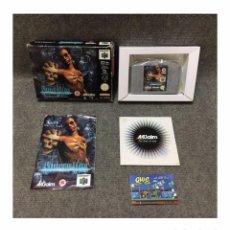 Videojuegos y Consolas: SHADOW MAN·64. Lote 95603827