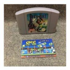 Videojuegos y Consolas: DARK RIFT·64. Lote 95603867