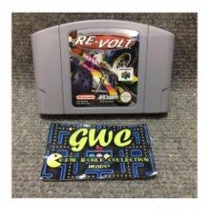 Videojuegos y Consolas: REVOLT·64. Lote 95604019
